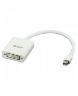 Astrum DA130 Mini Display Port to DVI-D female adapter