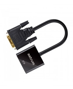 Astrum DA520 DVI-D 24+1P to VGA Female Adapter
