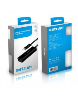 Astrum DA600 USB Type-C to Ethernet Gigabit LAN Adapter