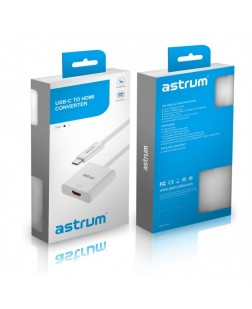 Astrum DA630 USB Type-C to HDMI Female Display Adapter