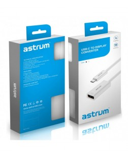 Astrum DA640 USB Type-C to Display Port Female Adapter