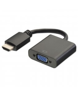 Terabyte Hdmi Male To Vga Female Video Converter Adapter Cable For PC Dvd Hdtv