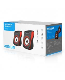 Astrum SU100 USB 3.5MM Portable Speakers