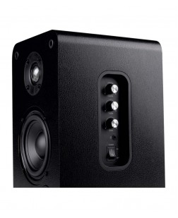 F&D R30BT Bluetooth Bookshelf Speakers - Black