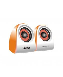 Zebronics LGLOO 2.0 Multimedia Speaker (Blue)