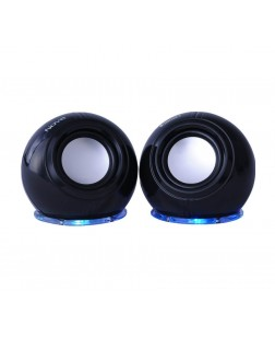 Zebronics Super Nova 2.0 Computer Speakers (Blue)