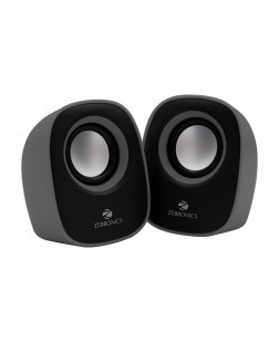 Zebronics Pebble New 2.0 Multimedia Speaker for Laptop / Desktop