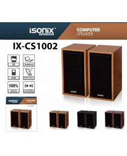 Isonix IX-CS1002 Computer Speakers