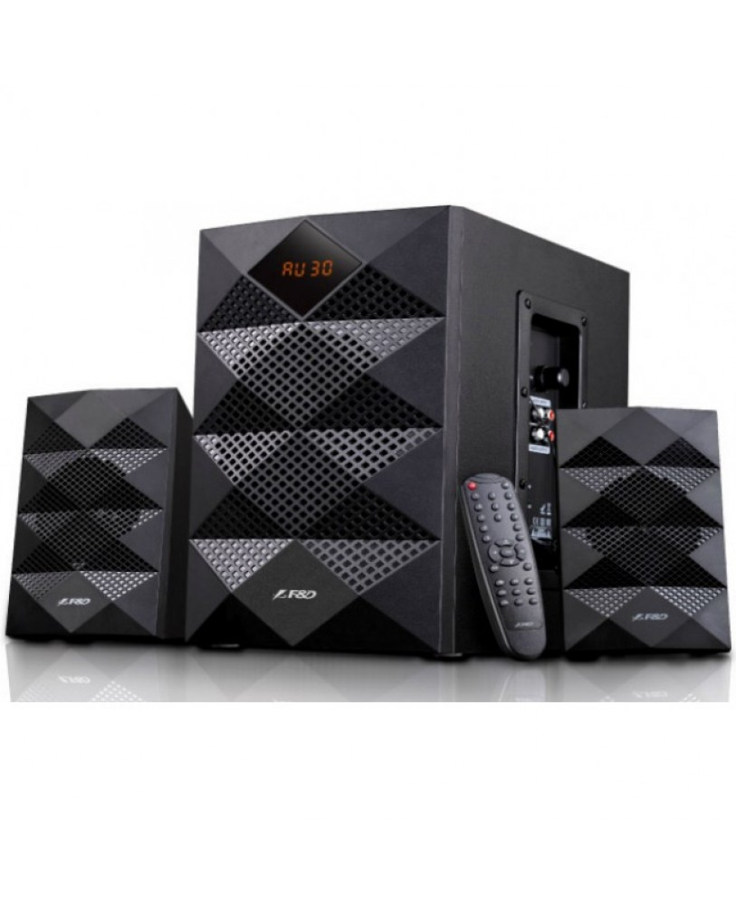 F Amp D A180x 2 1 Bluetooth Speakers Online At Low Prices In