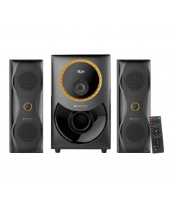 Zebronics  BRAVO Computer Multimedia 2.1 Pc Speakers