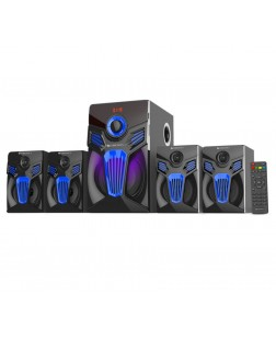 Zebronics Fantasy-BT-RUCF Multimedia Speakers (Black)