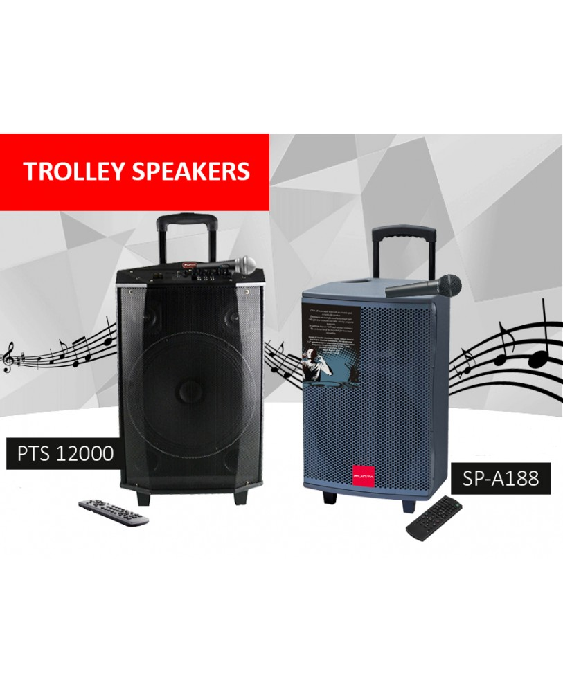 Punta Sp A188 Trolley Speaker Online At Low Price In India