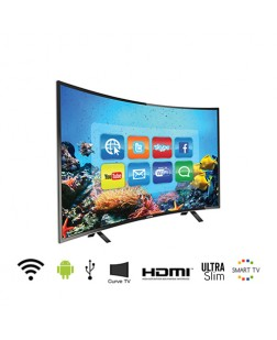 FX FXFHD32CS 32 Inch Full HD Curved Smart TV
