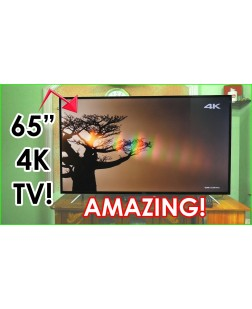 FX 65 Inch 4K UHD Smart Led TV