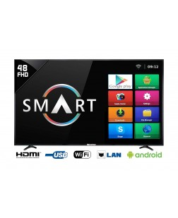 Weston WEL-5100 122 cm 48 Inch Smart Full HD LED Television