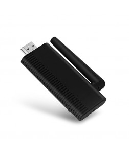 MiraScreen B4 Wireless HDMI TV Dongle 2.4GHz Wifi Display TV Stick (Use Your Phone While Streaming)