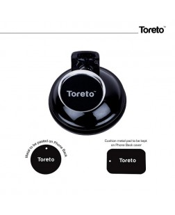 Toreto TOR-100 Magnetic Car Mobile Holder for Dashboard & windsheild