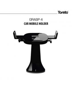 Toreto TOR-164 Multi Function Car Mobile Holder Grasp 4
