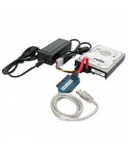 Terabyte Sata Converter - Connect Ide Drive To Sata Motherboard Or Sata Drive To Ide
