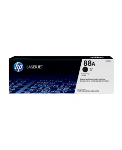 HP 88A Black Laserjet Toner Cartridge (CC388A - Set of 2)