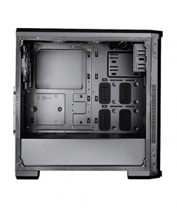 ZEBRONICS BLACK ORE GAMING COMPUTER CASE
