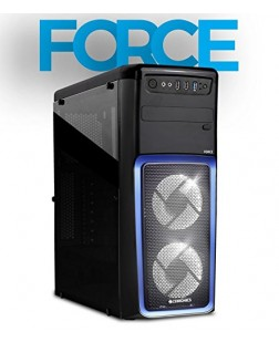 ZEBRONICS FORCE COMPUTER CASE
