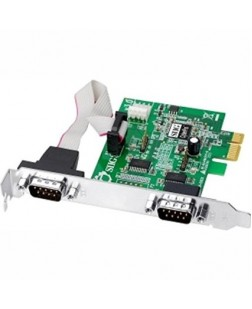 Compatible PCI Express Serial Card Serial Port Technotech