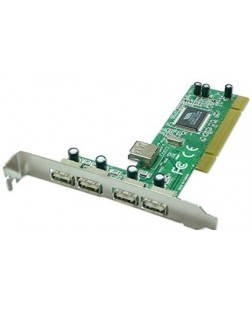 Technotech PCI USB 2.0 controller card