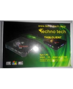 PS2 thin client with which share 1 PC with multiple users