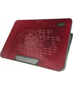 Quantum QHM330 USB Laptop Notebook Cooling Pad with Noiseless Fan (Colour May Vary)