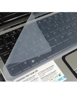 Terabyte Silicone Keyboard Protector Skin 15.6 Inch for Laptop