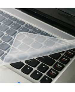 Terabyte Silicone dustproof Keyboard Protector Skin 15.6 Inch for Laptops, keyboards, notebooks with free shipping