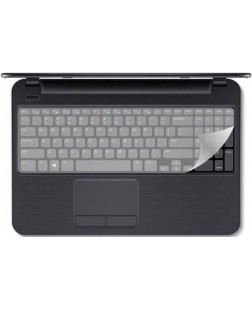 Terabyte Silicone Keyboard Protector Skin 17 Inch for Laptop