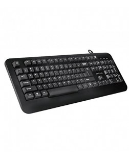 Astrum KB100 Classic USB computer Keyboard online with 107 keys + multimedia keyboard for laptop