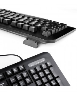 Astrum KB110 Classic USB computer Keyboard online with 104 keys + multimedia keyboard for laptop