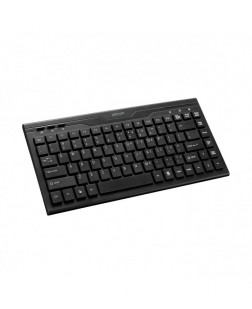 Professional Astrum KM300 Flat computer Keyboard online with 88 keys + Stylish multimedia keyboard for laptop & Desktops with 1 year Warranty