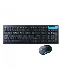 Astrum KW250 Wireless Slim Keyboard + Mouse Combo with 1 year warranty for laptops, notebooks, PC, Desktops, Smart TV