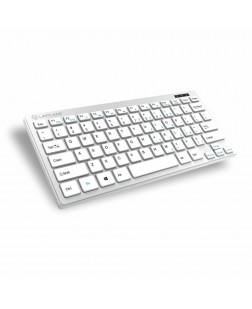 Lapcare Mini Keyboard D-Lite (Silver, 1 Year Warranty) With Short Key Process New Contemporary Features