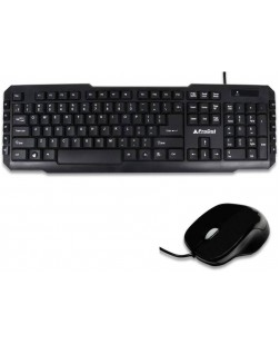 ProDot TRC-107-213 USB Mash Yellow Keyboard With Mouse