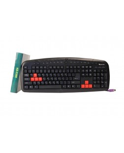 Technotech Multimedia PS2 Keyboard & Mouse Combo Kit (KB-638M)