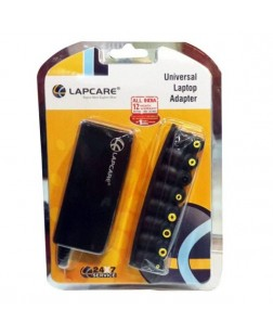 Lapcare Universal Adapter 40W for ALL Laptops (1 Year Warranty)
