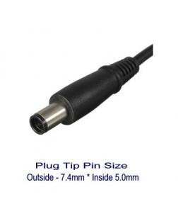 Irvine Laptop Adapter For Hp 90W 19V-4.74A (DC Pin-7.4*5.0)