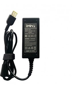 Irvine Laptop Adapter For Lenovo 45W 20V 2.25A (DC Pin-USB PIN)
