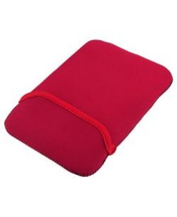 Reversible 7 inch Tablet Sleeve case Neoprene - 7 Inch Category Black,Red Colour