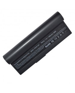 Irvine Laptop Battery for Asus Eee PC 1000, Eee PC 1000H, Eee PC 1000HA, Eee PC 1000HD series with model AL23-901, AL24-1000 AP23-901