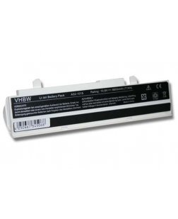 Irvine Laptop Battery for Asus Eee PC 1015, Eee PC 1015B, Eee PC 1015P series with model 90-OA001B2400Q, 90-OA001B2600Q, 90-XB29OABT00100Q