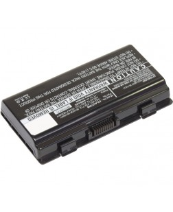 Irvine Laptop Battery for Asus T12, T12C, T12Er, T12Jg, T12Mg, T12Ug, X51H, X51L, X51R, X51RL series with model 90-NQK1B1000Y, A32-T12, A32-X51