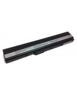 Irvine Laptop Battery for Asus A42, A42D, A42E, A42N, A52, A62, B53, F85, F86, K42 series with model 070NXS1B3000Z, 070NXS1B3100Z, 070NXS1B3200Z, 07G016CS1875