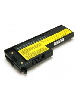 Irvine Laptop Battery for Lenovo ThinkPad X60 1702, ThinkPad X60 2510, ThinkPad X60s 1709, ThinkPad X60 1703 series with model 40Y6999, 40Y7001, 40Y7003, ASM 92P1170, ASM 92P1174, FRU 92P1163