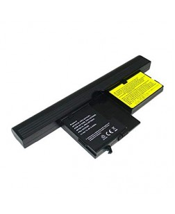 Irvine Laptop Battery for Lenovo ThinkPad X60 Tablet PC 6363, ThinkPad X60 Tablet PC 6364, ThinkPad X60 Tablet PC 6365 series with model 40Y8314, 40Y8318, ASM 42T5209, FRU 42T5204, FRU 42T5206